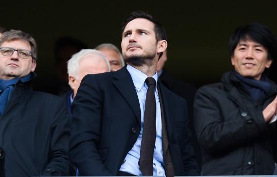 Frank Lampard annoncé sur le banc de Derby County