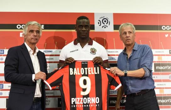 Rupture consommée entre Mario Balotelli et l'OGC Nice