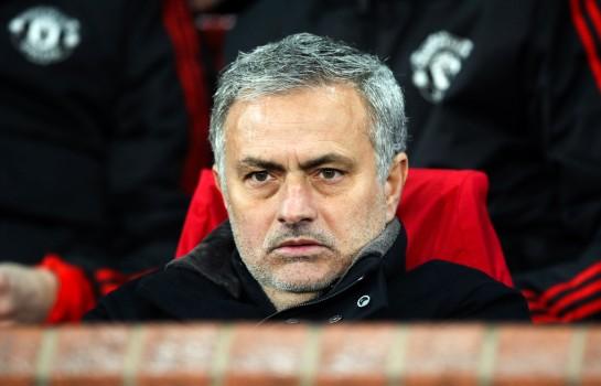 José Mourinho, ex-coach de Manchester United.