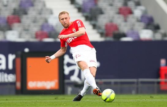 Kamil Glik, défenseur central de l'AS Monaco.