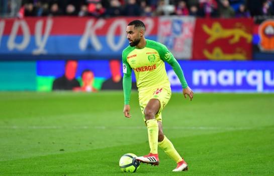 Koffi Djidji, défenseur du FC Nantes.