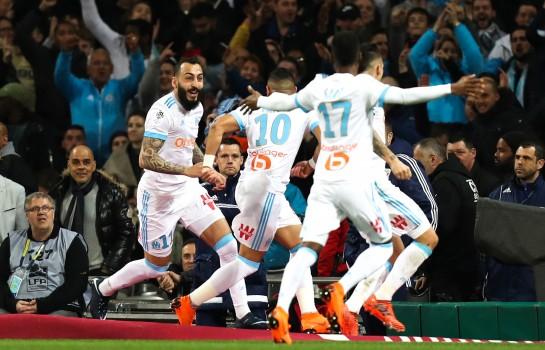 Kostas Mitroglou plus efficace en cas de possession de balle et de réception de bons ballons
