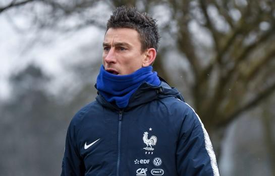 Laurent Koscielny, défenseur international Français.