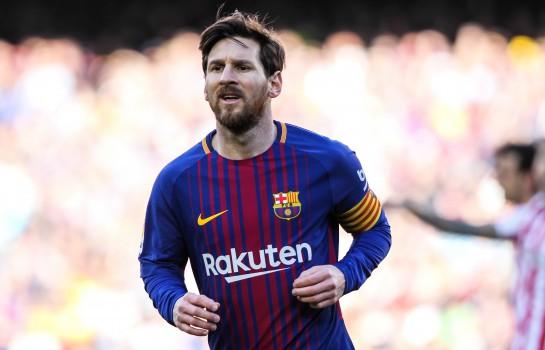 Ernesto Valverde très élogieux envers Lionel Messi.