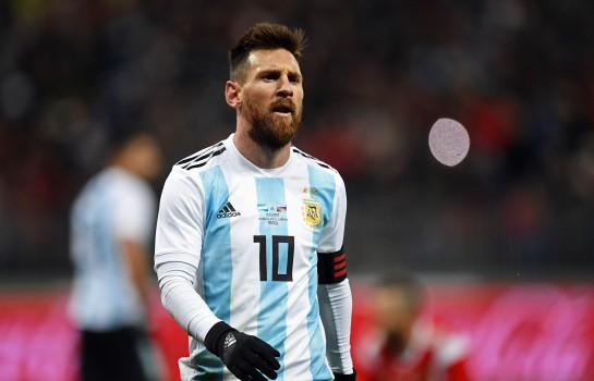 Lionel Messi élu Onze d'Or de la saison 2017-2018
