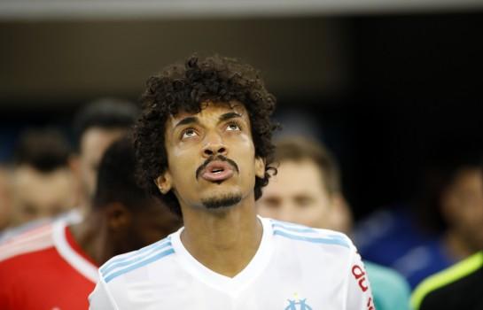 Luiz Gustavo veut quitter l'OM