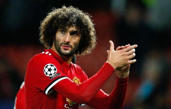 Marouane Fellaini a prolongé de deux ans avec Manchester United.