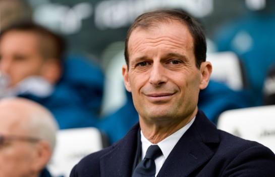 Massimiliano Allegri, entraîneur de la Juventus Turin, visé par le PSG.