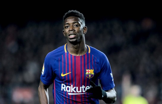 Ousmane Dembélé n'est pas assuré de poursuivre son aventure au Barça.