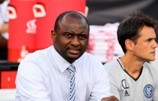 Patrick Vieira a donné son accord à Jean-Pierre Rivère pour entraîner l'OGC Nice.