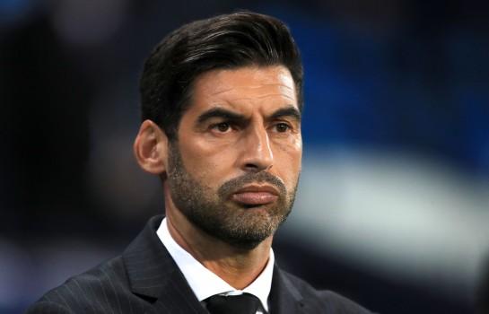 Paulo Fonseca, coach du Chakhtar Donetsk.