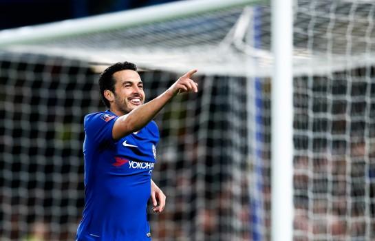 Pedro mis à l'honneur sur le site du Barça