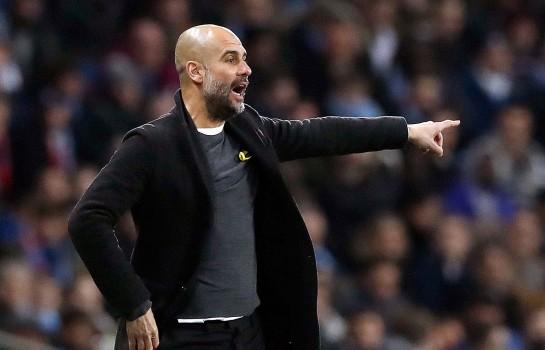 Guardiola tout proche d'entrer dans l'histoire de la Premier League