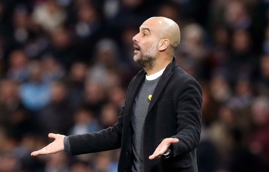 Guardiola calme Mendy — Man City