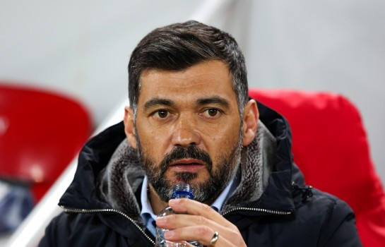 Sergio Conceiçao, coach du FC Porto, sous le charme de Liverpool.