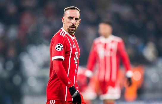 Franck Ribéry, un énième coup dur depuis le début de l'année.
