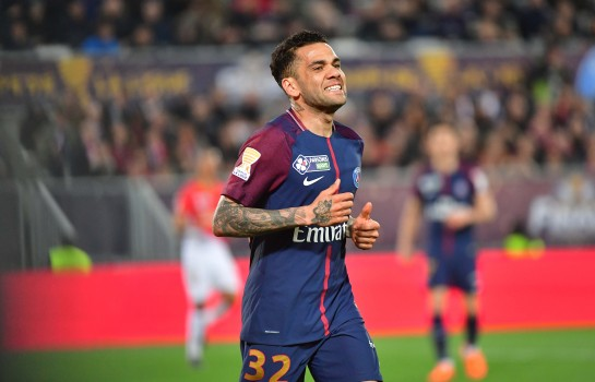 PSG : Emery convoque Weah en l'absence d'Alves et Verratti