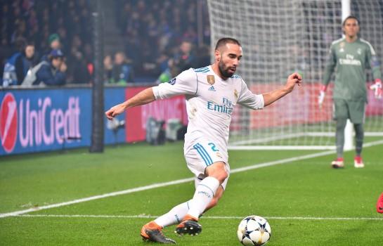 Dani Carvajal, défenseur du Real Madrid