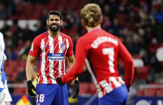 Diego Costa dans le viseur d'un club chinois.