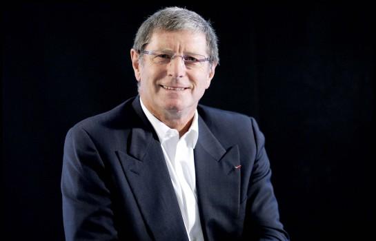 Jean-Michel Larqué, ancien gloire de l'ASSE et journaliste sur RMC.