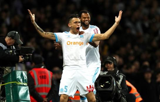 Lucas Ocampos suspendu pour OGC Nice-OM