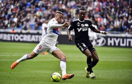 Mariano Diaz a quitté l'OL pour le Real Madrid.