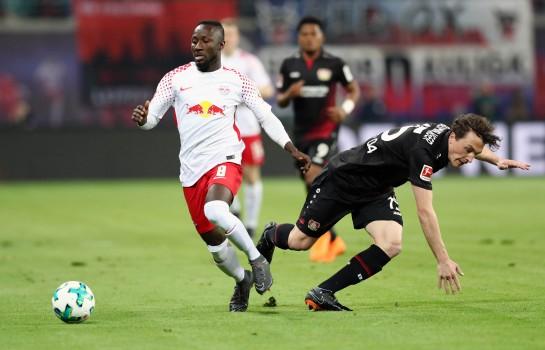 Plus de peur que de mal pour Naby Keita — RB Leipzig