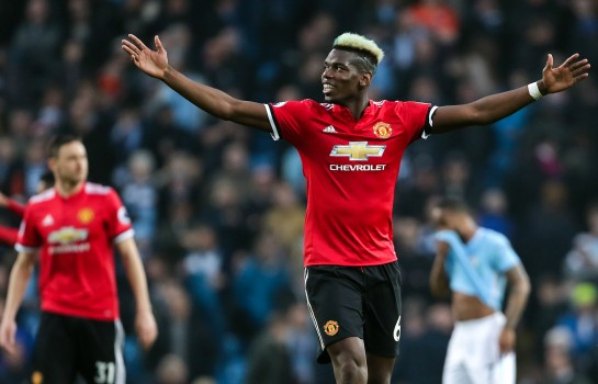 Paul Pogba et Anthony Martial titulaires à Bournemouth — Manchester United