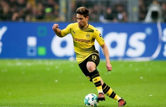 Raphaël Guerreiro, latéral gauche du Borussia Dortmund.