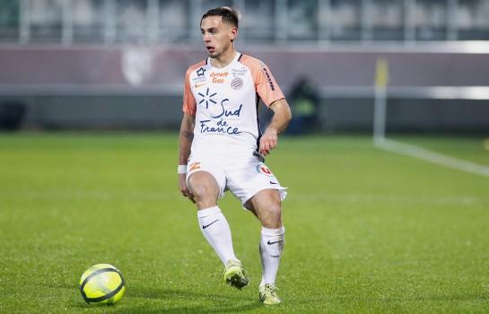 Ruben Aguilar Montpellier HSC