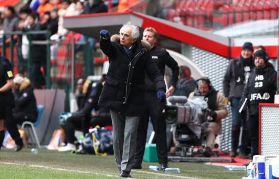 Vahid Halilhodzic, nouveau coach du FC Nantes.