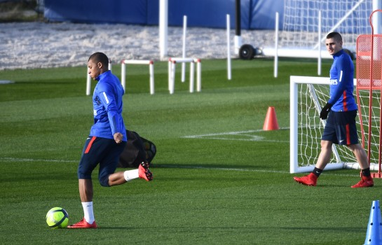 PSG : Marquinhos salue le travail d'Unai Emery
