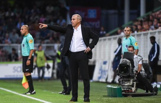 Alain Casanova, entraîneur du Toulouse FC.