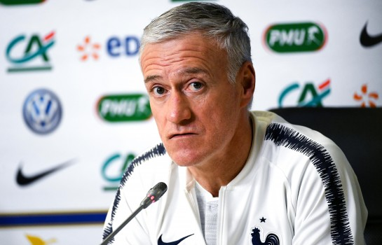 Équipe de France - Deschamps :