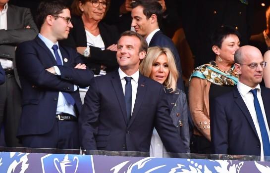 Emmanuel Macron n'est pas très rassuré par une présence de Mario Balotelli à l'OM