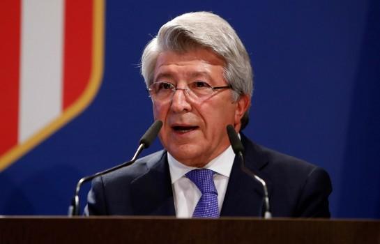 Enrique Cerezo se prononce sur le départ de Griezmann.