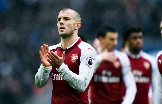 Jack Wilshere, désormais un joueur de West Ham.