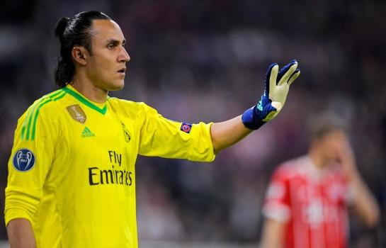 Keylor Navas n'a pas l'intention de quitter le Real Madrid.