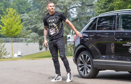 Lucas Hernandez sort le secret de son succès — Atletico Madrid