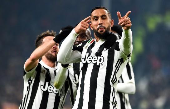 La Juventus Turin voudrait remplacer Mehdi Benatia par Godin et Gimenez