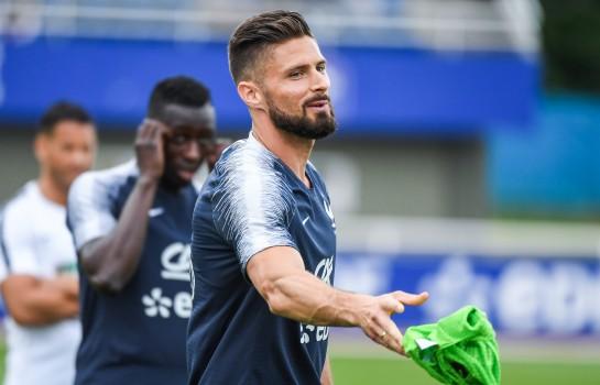 Hervé Penot préfère nettement Giroud à Balotelli