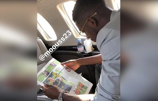 PSG ; Ousmane Dembélé avec  Thomas Tuchel à Paris ?