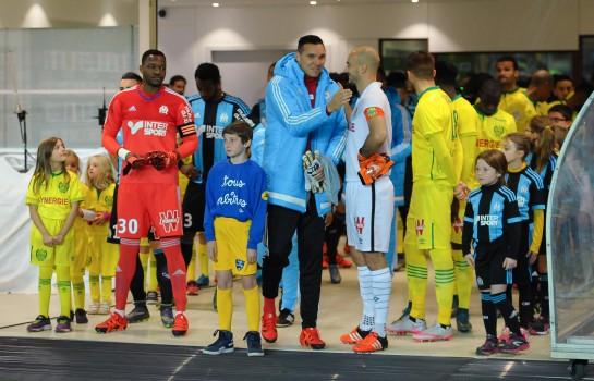 Le RC Strasbourg voudrait faire de Yohann Pelé son gardien titulaire la saison prochaine