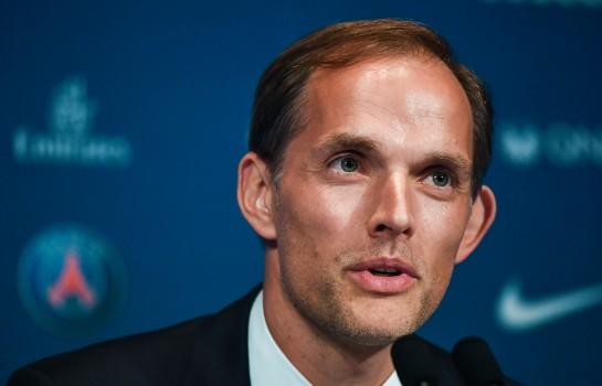 Thomas Tuchel, nouvel entraineur du PSG.