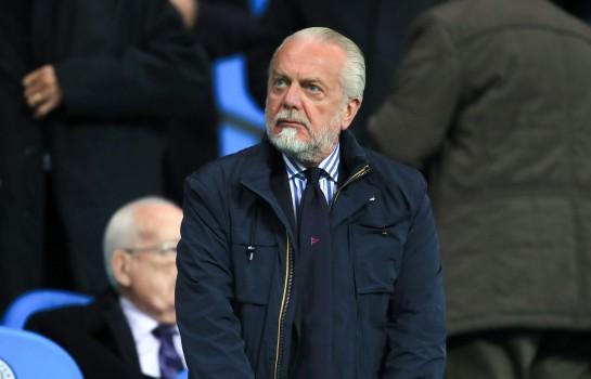 Aurelio De Laurentiis, président de Naples, a confirmé son intérêt pour Alphonse Areola.
