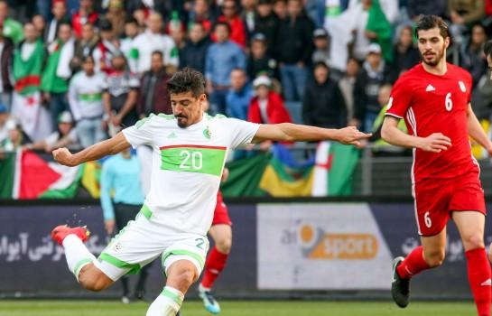 Baghdad Bounedjah ne quitterait pas Al-Saad qu'en fin de saison