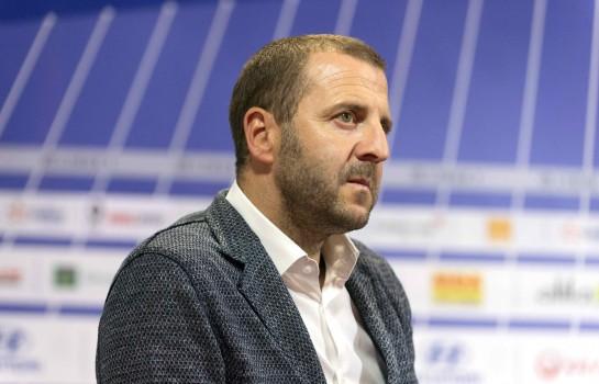 Florian Maurice, le responsable de la cellule recrutements à l' OL.