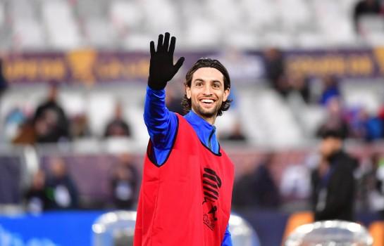 Javier Pastore, milieu de terrain argentin du PSG.