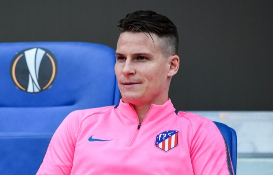 Kevin Gameiro quitte l'Atlético Madrid pour Valence CF.