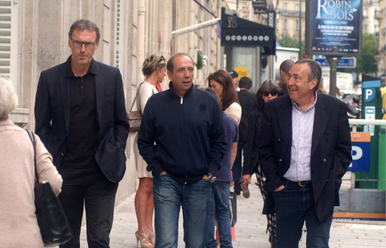 OL : Toujours pas d'adjoint pour Laurent Blanc